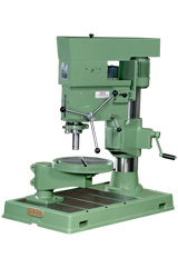 Eifco - Radial Drilling Machine