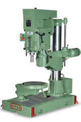 Eifco - Radial Drilling Machine - Auto Feed